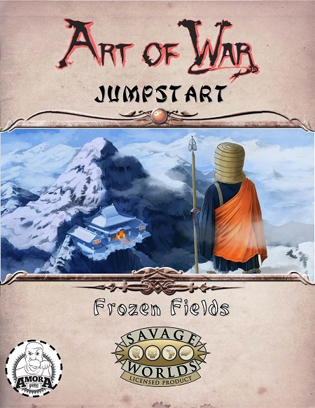 Art of War Frozen Fields jumpstart